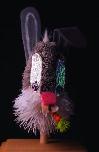Bugs Bunny -- Fly tying can be a fun art form