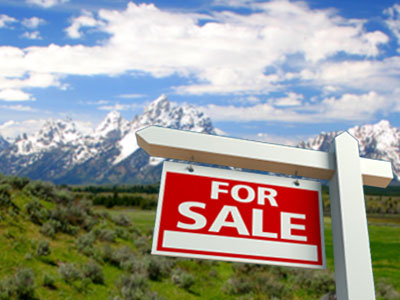 Agents turning to unlisted lots to fill demand for premium building sites in Jackson Hole
