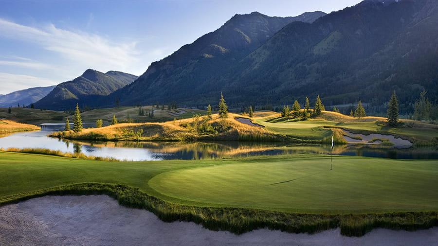Golf Course Highlight Series: Shooting Star