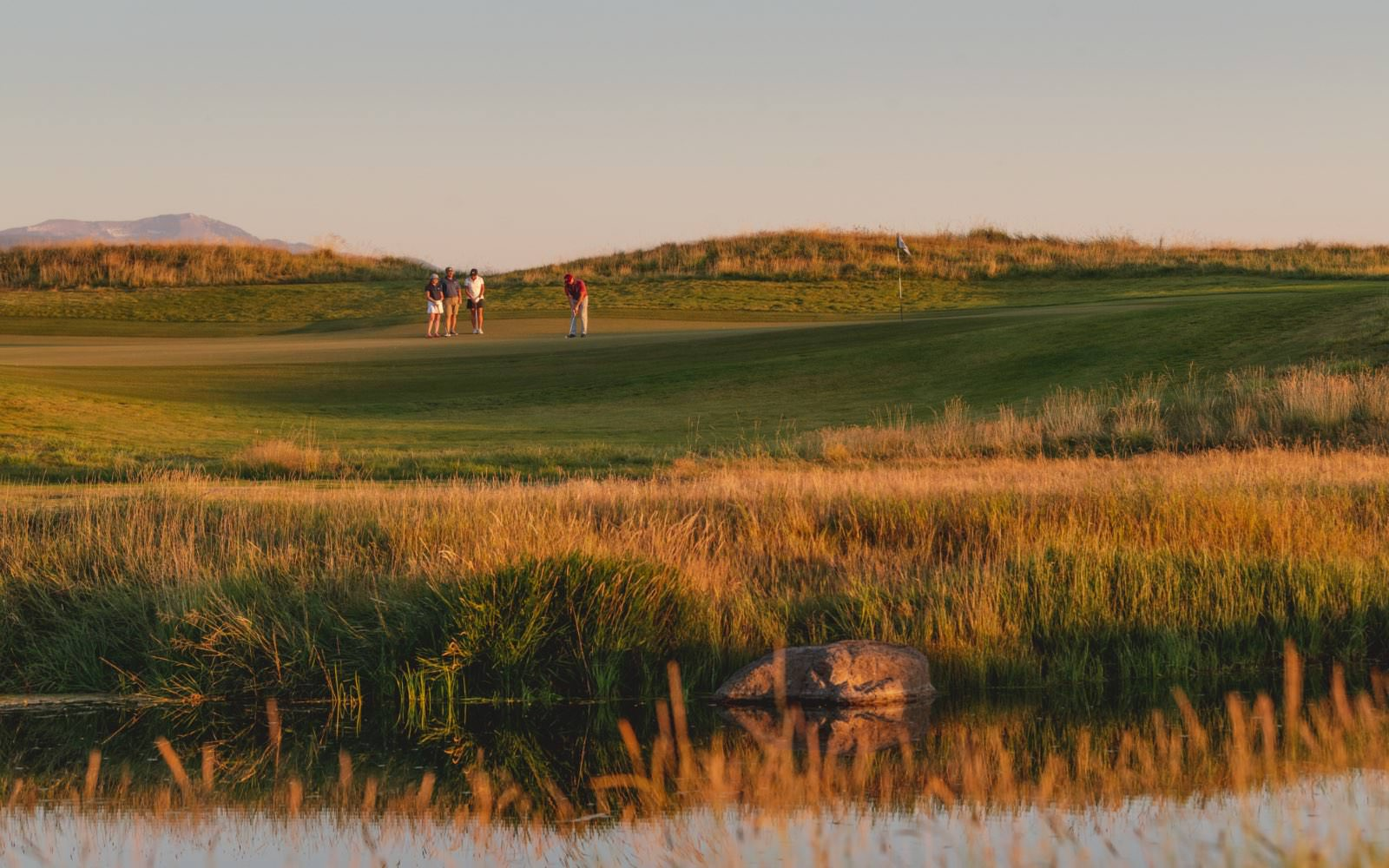 Golf Course Highlight Series: The Tributary