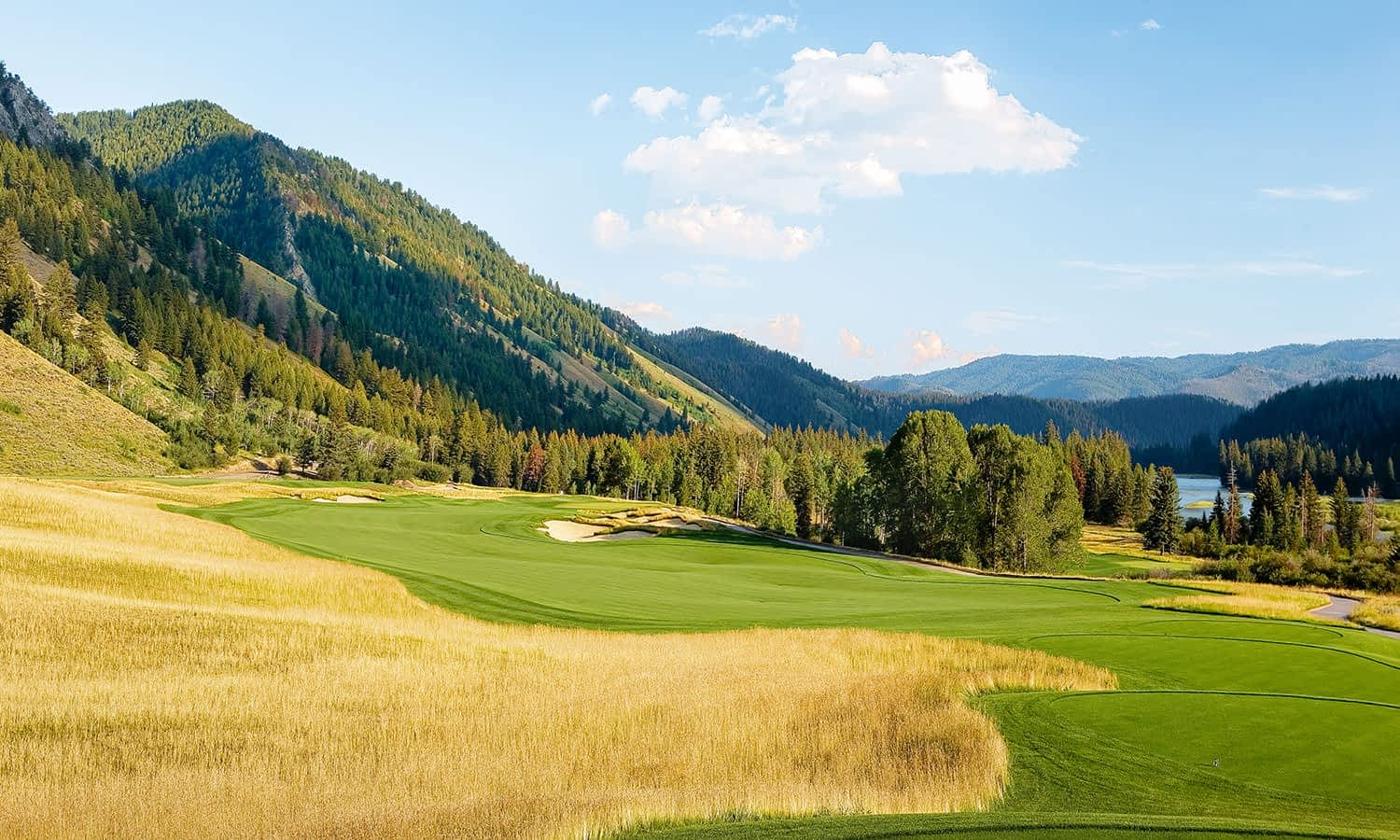 Golf Course Highlight Series: Snake River Sporting Club